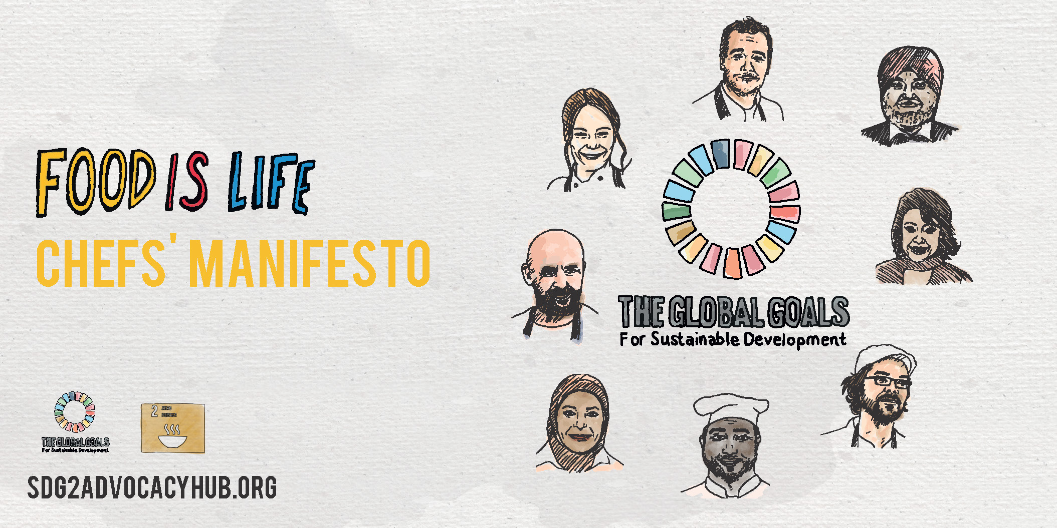 a chefs u0027 manifesto join our community today sdg2 advocacy hub